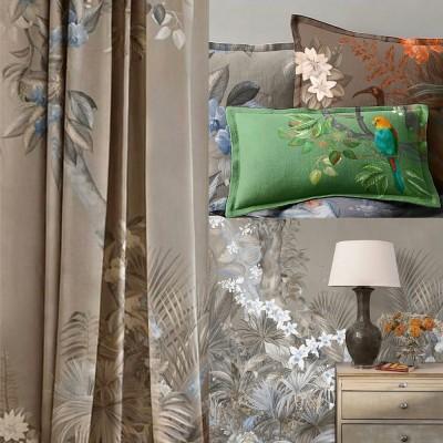 Интерьерные ткани Art fabric