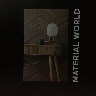 "BN International ""Material world"""