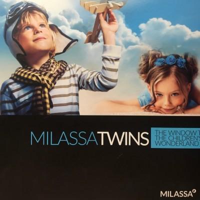 """Обои MILASSA """"Twins"""""""