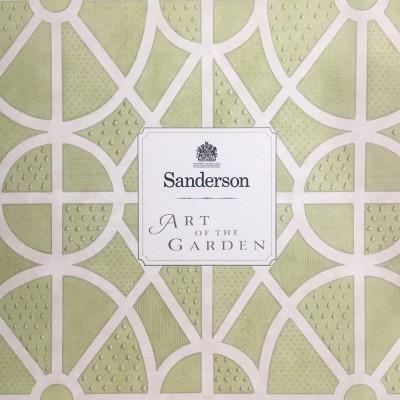 "Обои Sanderson ""Art of the garden"""