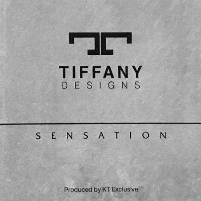"TIFFANY DESIGNS "" SENSATION"""